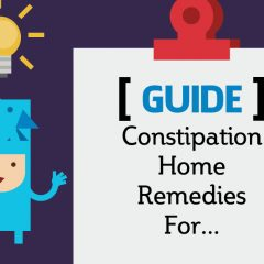Constipation Home Remedies For